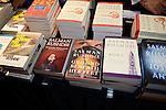 MIAMI, FL - SEPTEMBER 26: General view of book on display during Author Salman Rushdie presents and sign copies of His new Book 'Joseph Anton: A Memoir' presented by Books and Books at Chapman Conference Center at Miami Dade College on September 26, 2013 in Miami, Florida. (Photo by Johnny Louis/jlnphotography.com)