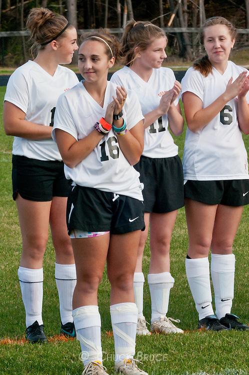 Conant girls soccer v.Hopkinton