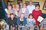 Members of The Abbeyfeale Writers Group who launched their new book last Friday night in Donal & Ann's Bar, Abbeyfeale.