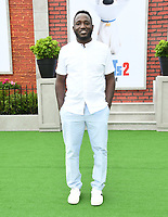 "02 June 2019 - Westwood, California - Hannibal Buress. ""The Secret Lives of Pets 2"" Los Angeles Premiere held at Regency Village Theater. <br /> CAP/ADM/BT<br /> ©BT/ADM/Capital Pictures"
