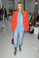 Yasmin Le Bon<br /> at the Jasper Conran show as part of London Fashion Week, London<br /> <br /> <br /> ©Ash Knotek  D3378  17/02/2018