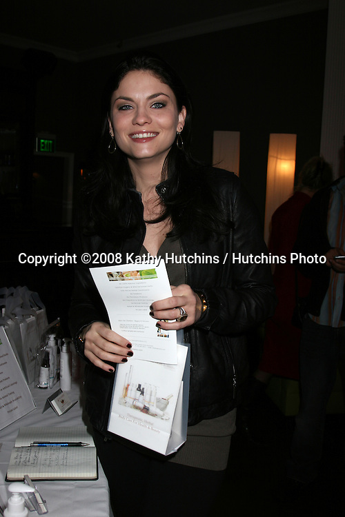 Jodi Lyn O'Keefe.GBK Productions Oscar Gifting Suite.Boulevard3.Los Angeles, CA.February 22, 2008.©2008 Kathy Hutchins / Hutchins Photo....