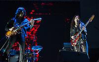 CIUDAD DE MEXICO, D.F. 13  Marzo.-  El grupo The Last Internacionale durante el festival Vive Latino 2015 en el Foro Sol de la Ciudad de México. el 13 de Marzo de 2015.  FOTO: ALEJANDRO MELENDEZ