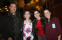 NWA Democrat-Gazette/CARIN SCHOPPMEYER Jon Cadieux (from left), Meredith Lowry, Vickie Vasser-Jenkins and Shannon Dixon attend Amazeum on the Rocks.