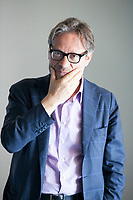 Massimo Recalcati (Milano, 28 novembre 1959) è uno psicoanalista, saggista e accademico italiano. Tempo di libri, Milano 22 aprile 2017. © Leonardo Cendamo