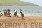 Action at the Be?al Ba?n races at Ballyferritor last Sunday