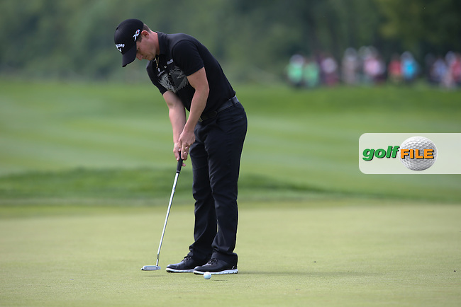 Notching up a 66, Chris Paisley (ENG) the surprise during Round Three of the 2015 BMW International Open at Golfclub Munchen Eichenried, Eichenried, Munich, Germany. 27/06/2015. Picture David Lloyd | www.golffile.ie