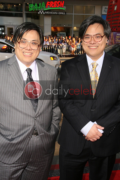 John Yuan and Matt Yuan<br />at the Los Angeles Premiere of 'Observe and Report'. Grauman's Chinese Theatre, Hollywood, CA. 04-06-09<br />Dave Edwards/DailyCeleb.com 818-249-4998