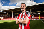 Paul Coutts of Sheffield Utd