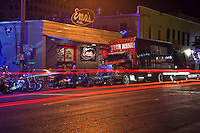 Red River District boast many prominent nightclubs and live music venues located in Austin, Texas