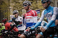59th De Brabantse Pijl - La Flèche Brabançonne 2019 (1.HC)<br /> One day race from Leuven to Overijse (BEL/196km)<br /> <br /> ©kramon