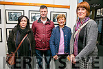 Catriona Fallon, Siamsa Tire, Jonathan Kelliher, Siamsa Tire,Eilish Wren and Maire Logue, Listowel Writers Week  at the official launch of the Kerry Arts Strategy 2016-2021 at the Kerry County Library Tralee on Tuesday