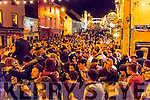 New Year celebrations in Dingle.
