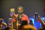 Rapper NAV With Killy In Concert - at Fillmore Miami Beach