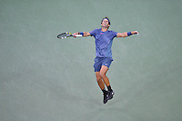 Rafael Nadal (Esp) <br /> Flushing Meadows 08/09/2013<br /> Tennis US Open Finale Uomini <br /> Foto Panoramic / Insidefoto<br /> ITALY ONLY