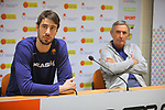 XXXVIII Lliga Nacional Catalana ACB 2017.<br /> FC Barcelona Lassa vs BC Morabanc Andorra: 89-70.<br /> Ante Tomic &amp; Svetislav Pesic.