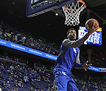 UK Men's Basketball 2015: NJIT