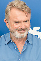 "Sam Neill at the ""Sweet Country"" photocall, 74th Venice Film Festival in Italy on 6 September 2017.<br /> <br /> Photo: Kristina Afanasyeva/Featureflash/SilverHub<br /> 0208 004 5359<br /> sales@silverhubmedia.com"