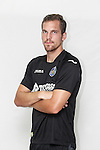 Balazs Megyeri poses during official La Liga 2015-16 photo session in Madrid, Spain. July 24, 2015. (ALTERPHOTOS/Victor Blanco)