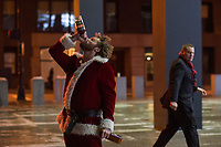 Office Christmas Party (2016)<br /> T.J. Miller<br /> *Filmstill - Editorial Use Only*<br /> CAP/KFS<br /> Image supplied by Capital Pictures