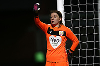 Sophie Baggaley of Bristol during Arsenal Women vs Bristol City Women, FA Women's Super League Football at Meadow Park on 14th March 2019