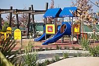 Children's Playground at Colony Park in Anaheim
