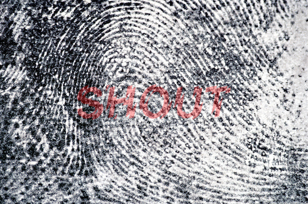 Swirl pattern from a fingerprint taken by a scene of crimes officer. This image may only be used to portray the subject in a positive manner..©shoutpictures.com..john@shoutpictures.com