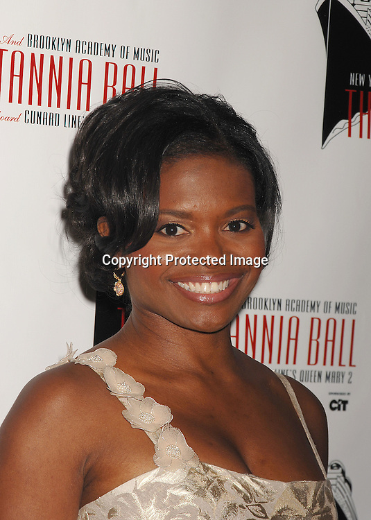 LaChanze..arriving at The Britannia Ball on board The Queen Mary 2 ..to benefit the New York City Opera and the Brooklyn Academy of Music sponsored by CIT on May 24, 2007 ...RobinPlatzer, Twin Images......212-935-0770