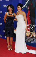 HOLLYWOOD, CA - AUGUST 16: Debra Martin Chase and Jordin Sparks  arrive for the Los Angeles premiere of 'Sparkle' at Grauman's Chinese Theatre on August 16, 2012 in Hollywood, California. /NOrtePHOTO.COM<br />