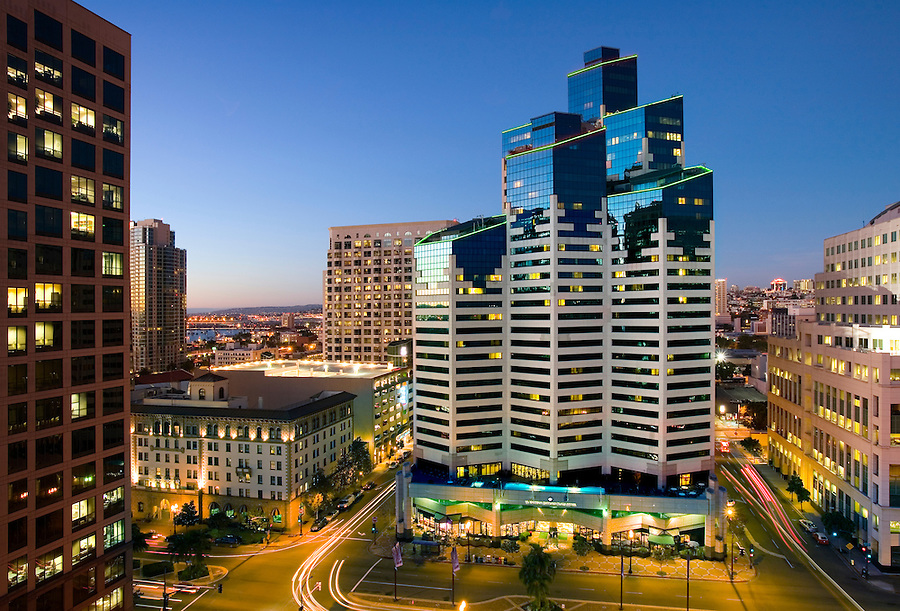 C.W. Kim Architect - Emerald Plaza, San Diego California