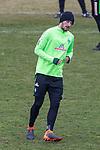 11.03.2018, Trainingsgelaende, Bremen, GER, 1.FBL, Training SV Werder Bremen<br /> <br /> im Bild<br /> Luca Caldirola (Werder Bremen #3), <br /> <br /> Foto &copy; nordphoto / Ewert