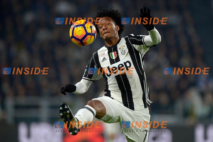 Juan Cuadrado Juventus <br /> Torino 29-10-2016 Juventus Stadium Football Calcio Serie A 2016/2017 Juventus - Napoli . Foto Filippo Alfero Insidefoto
