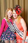Melbourne Rose Christine Mcgrattan pictured with her Rosebud Jennifer Keating at the Carlton Hotel at the Rose of Tralee on Friday.