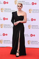 LONDON, UK. May 12, 2019: Billie Piper arriving for the BAFTA TV Awards 2019 at the Royal Festival Hall, London.<br /> Picture: Steve Vas/Featureflash