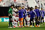 La Liga match between Rayo Vallecano and Real Madrid at Vallecas Stadium in Madrid, Spain. April 08, 2015. (ALTERPHOTOS/Caro Marin)