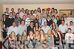 PARTY TIME: Birthday girl Emer Fennell, Tarbert (seated second row fourth from left) with friends and family at the.Arms Hotel, Listowel, where she celebrated her 21st birthday on Friday night.