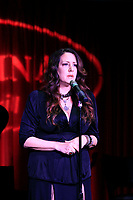 LOS ANGELES - OCT 6: Joely Fisher at the Right This Way, Your Table's Waiting cabaret performance - to benefit The Actors Fund held at  The Catalina Jazz Club on October 8, 2017 in Los Angeles, CA