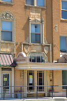The Will Rogers Hotel located on Will Rogers BLVD in Claremore Oklahoma on Route 66.