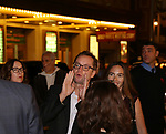 Michael Riedel attending the opening night performance for 'Springsteen on Broadway' at The Walter Kerr Theatre on October 12, 2017 in New York City.