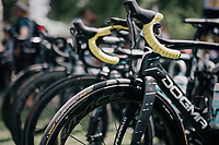 Chris Froome's (GBR/SKY) steed<br /> <br /> 104th Tour de France 2017<br /> Stage 19 - Embrun &rsaquo; Salon-de-Provence (220km)