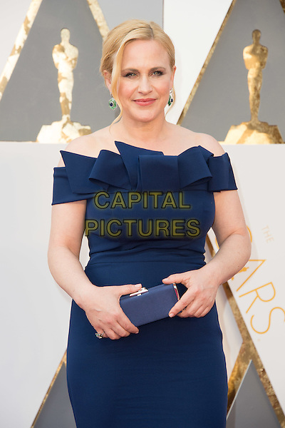Patricia Arquette arrives at The 88th Oscars&reg; at the Dolby&reg; Theatre in Hollywood, CA on Sunday, February 28, 2016.<br /> *Editorial Use Only*<br /> CAP/PLF<br /> Supplied by Capital Pictures