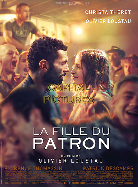 La fille du patron (2015)<br /> POSTER ART<br /> *Filmstill - Editorial Use Only*<br /> CAP/KFS<br /> Image supplied by Capital Pictures