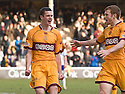 27/02/2010  Copyright  Pic : James Stewart.sct_jspa08_motherwell_v_kilmarnock  .::  JAMIE MURPHY CELEBRATES AFTER HE HEADS HOME MOTHERWELL'S GOAL :: .James Stewart Photography 19 Carronlea Drive, Falkirk. FK2 8DN      Vat Reg No. 607 6932 25.Telephone      : +44 (0)1324 570291 .Mobile              : +44 (0)7721 416997.E-mail  :  jim@jspa.co.uk.If you require further information then contact Jim Stewart on any of the numbers above.........