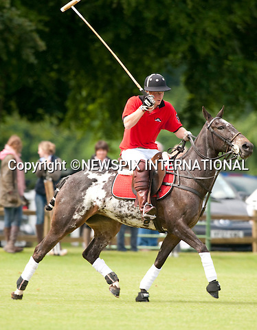 """Prince William and Prince Harry.Kate Middleton watched the Princes play in the Dorcester Trophy at Cirencester Polo Club_Cirencester_07/06/2009.Mandatory Photo Credit: ©Dias/Newspix International..**ALL FEES PAYABLE TO: """"NEWSPIX INTERNATIONAL""""**..PHOTO CREDIT MANDATORY!!: NEWSPIX INTERNATIONAL(Failure to credit will incur a surcharge of 100% of reproduction fees)..IMMEDIATE CONFIRMATION OF USAGE REQUIRED:.Newspix International, 31 Chinnery Hill, Bishop's Stortford, ENGLAND CM23 3PS.Tel:+441279 324672  ; Fax: +441279656877.Mobile:  0777568 1153.e-mail: info@newspixinternational.co.uk"""
