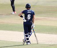 Joe Denly of Kent during Kent Spitfires vs Sussex Sharks, Vitality Blast T20 Cricket at The Spitfire Ground on 12th September 2020