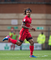 Sandro Semedo of Leyton Orient during the Sky Bet League 2 match between Leyton Orient and Wycombe Wanderers at the Matchroom Stadium, London, England on 1 April 2017. Photo by Andy Rowland.
