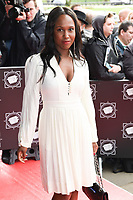Michelle Gayle at the TRIC Awards 2017 at the Grosvenor House Hotel, Mayfair, London, UK. <br /> 14 March  2017<br /> Picture: Steve Vas/Featureflash/SilverHub 0208 004 5359 sales@silverhubmedia.com