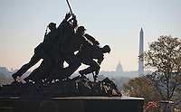 Iwo Jima Memorial Washington DC