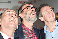 Armando Iannucci, David Schneider &amp; Paul Whitehouse at the premiere of &quot;The Death of Stalin&quot; at the Curzon Chelsea, London, UK. <br /> 17 October  2017<br /> Picture: Steve Vas/Featureflash/SilverHub 0208 004 5359 sales@silverhubmedia.com