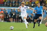 Son Heung-Min (KOR),<br /> JUNE 17, 2014 - Football / Soccer :<br /> FIFA World Cup Brazil 2014 Group H match between Russia 1-1 South Korea at Arena Pantanal in Cuiaba, Brazil. (Photo by SONG Seak-In/AFLO)
